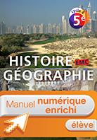 couverture histoire geo 5e MNEL-198